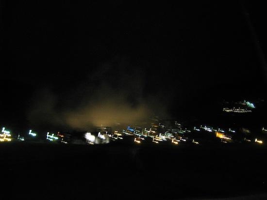 Selva Wolkstein by night