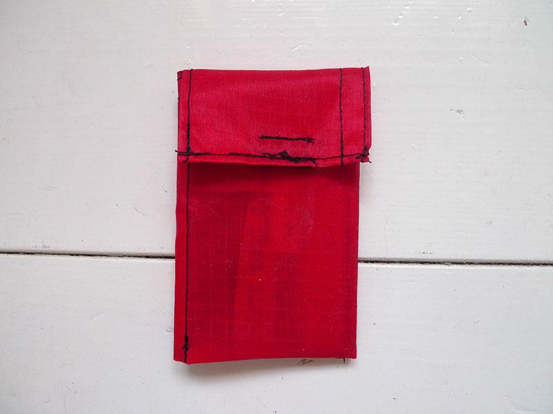 UL-wallet made in Silnylon